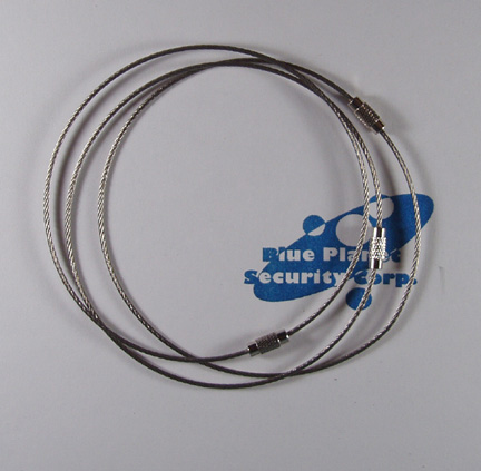 12 Inch Stainless Steel Cables